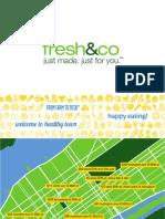 Fresh&Co Presskit