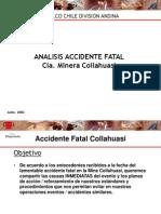 PRES-Accidente Fatal Collahuasi