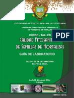 Manual de Laboratorio de Calidad Fitosanitaria de Semillas de Hortalizas Version 97-2003