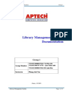EProject Library Management System