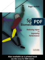 Sports Biomechanics_improving Performance