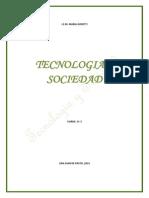 Tecnologia y Sociedad