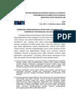 Model Sistem Pendidikan Terpadu (makalah)