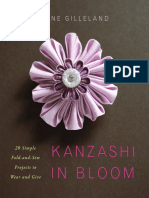 Back-to-Back Ornament Project from Kanzashi in Bloom by Diane Gilleland