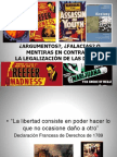 Legalización de las Drogas, Pensamiento Crítico