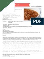 FoodNouveau How to Make Bolognese Sauce