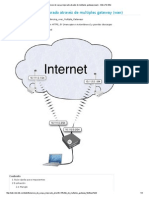 Balanceo de Carga Mejorado Atravéz de Multiples Gateway (Wan) - MikroTik Wiki
