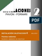 Ficha Nº 4 Calefacción - Por Paneles