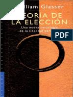 La Teoria de La Elección