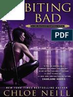 Chicagoland Vampires 8 - Biting Bad