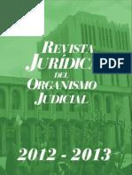 Revista Jurídica 2012-2013