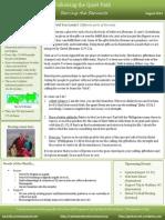 Newsletter 1_August 2014