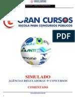 Simulada Antaq Agencias Reguladoras
