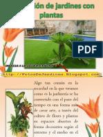 Decoracion de Jardines Con Plantas