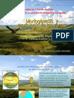 Trabajo de Geología (Morfogenesis de Zonas Tropicales)Diapo