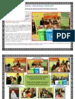 I Concurso de Manualidades de Material Reciclado