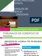 Derecho Procesal Mercantil #2-2014