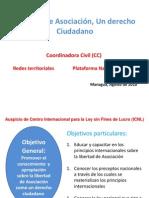 Principios Internacionales y Su Identificación en El Derecho Nacional