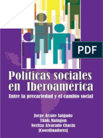 2013 Maingon y Otros Politicas Sociales en Iberoamérica