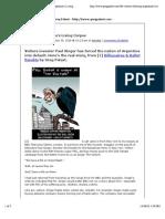 Greg Palast » the Vulture