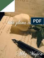 Una Pluma Tricolor-AbbyMujica