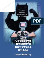 The Creative Writer's Survival Guide_ Ad - John McNally