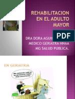 Rehabilitacion en El Adulto Mayor Final