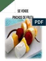 Se Vende Pinchos