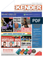 Indian Weekender Vol. 6 Issue 7- 08-Aug-2014