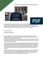 Revelan Primeros Nombres en Lista de Chavistas Sancionables Por EEUU