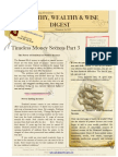 Timeless Money Secrets Part 3