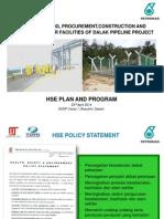 Project HSE Plan & Program (SSGP)-1