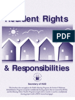HUD Resident Rights and Responsibilities