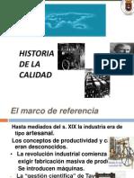 Presentación01.Historia de La Calidad Pptx