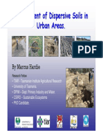 So Dic Soils by Marcus