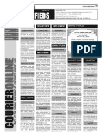Claremont COURIER Classifieds 8-8-14
