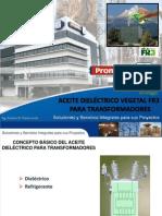 Aceite Dielectrico Vegetal Fr3 Para Transformadores