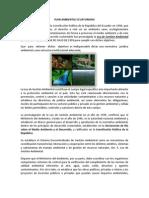 Plan Ambiental Ecuatoriano