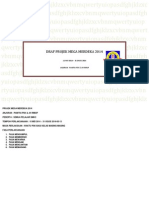 Projek Mega Merdeka Smkc 2014