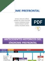 Síndrome Prefrontal
