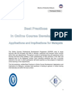 OCPDP-101 Participant Notes