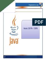 Leccion1 Programacion en Java