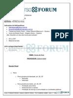 Turma regular Intensiva 2013.1 (presencial) manhã - Direito Penal - Teoria da Pena - Gabriel Habib- aula 02 06. 05.12