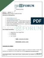 Turmãƒo Federal 2013 - Manhム- Presencial - Direito Penal - Teoria Da Pena - Aula 01 -12.03.2013