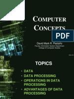2-BCA 10 Lecture 2 - Computer Concepts
