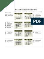 calendar 2014-2015 august 8