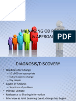 Week 6 Managing Od Process & Approach Spring 2014