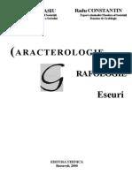 Caracteriologie Si Grafologie