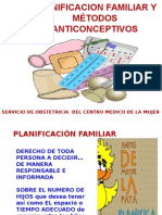 DIAPOSITIVAS METODOS ANTICONCEPTIVOS