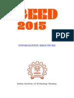 Ceed 2015 Brochure Iitb Ggn